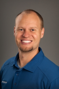 Eric Martin, Kinesiology, faculty/staff, studio portrait, Priscilla Grover photo