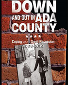 Down and out in ada county publication