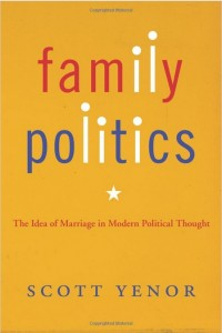 Image of Family Politics Book Cover