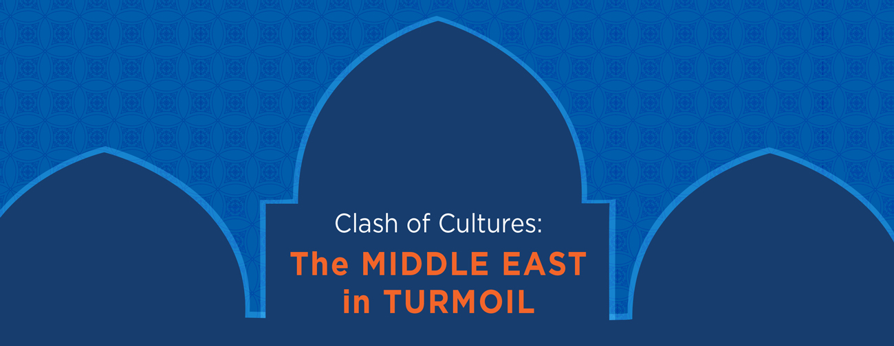 Boise-State_Frank-Church-Institute_Clash-of-Cultures_The-Middle-East-In-Turmoil