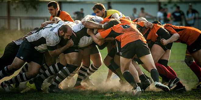 Image of rugby players