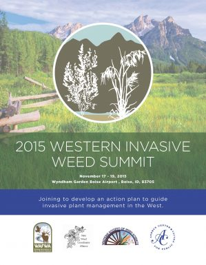 Image of Western Weeds Summit book cover