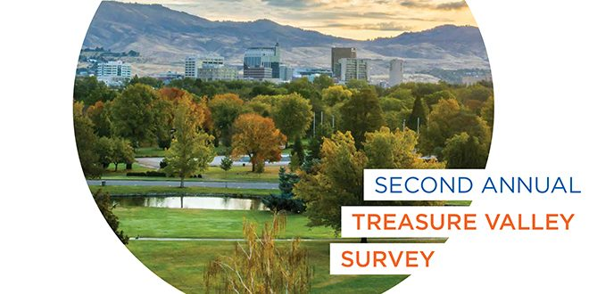 image of treasure valley survey cover