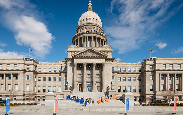 Boise State at the Capitol