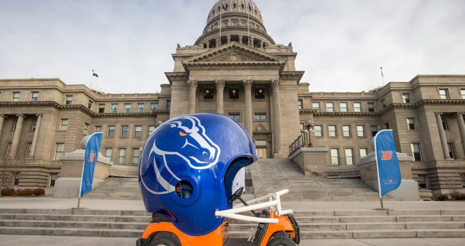 boise state at capitol