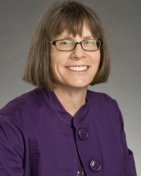 Jane Grassley, Nursing, studio portrait
