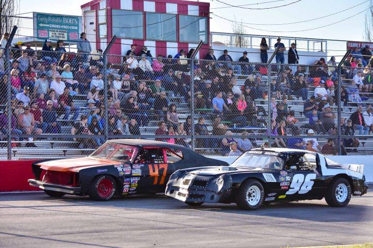 meridian speedway cars