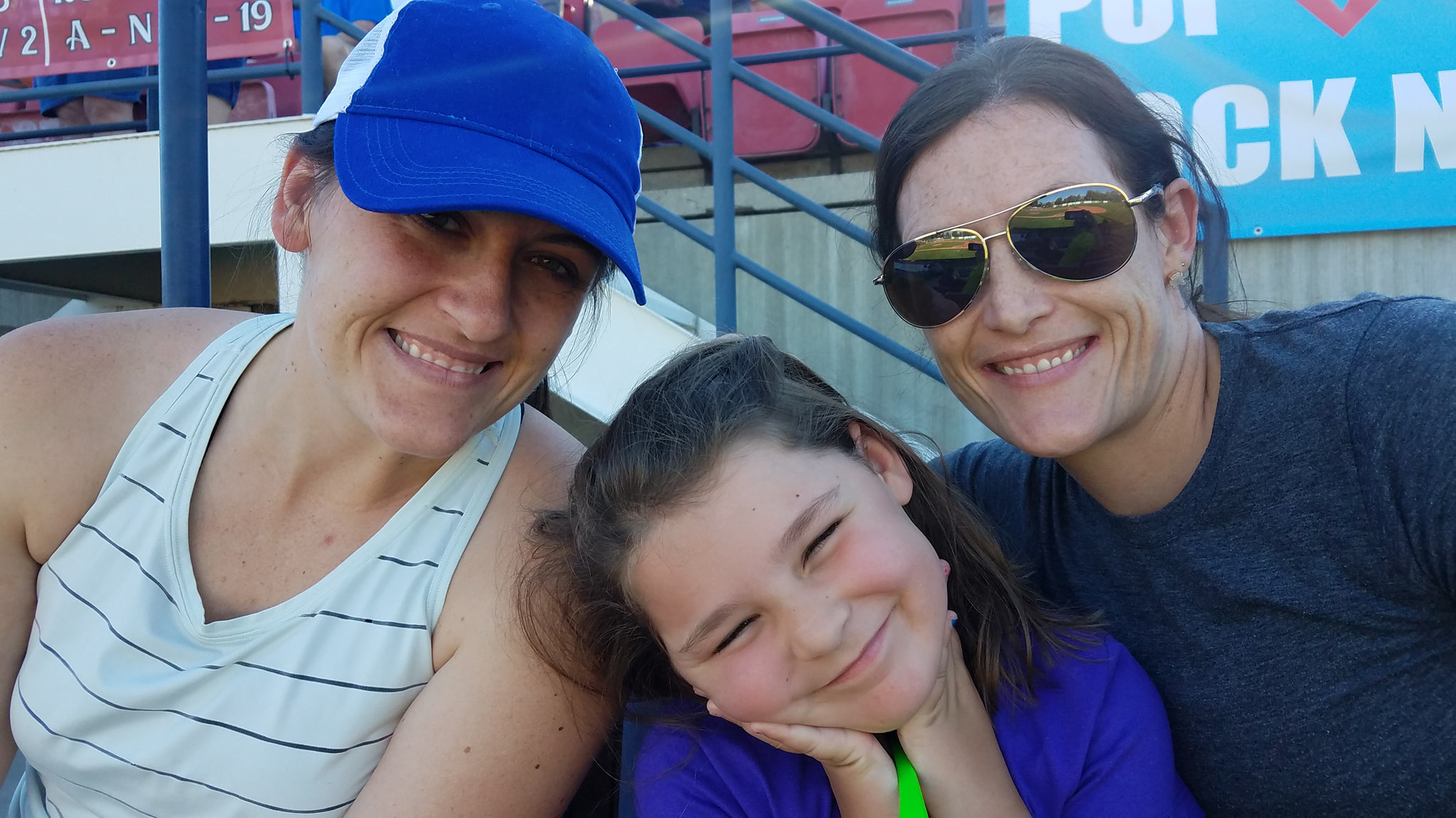 Fans at the Boise Hawks