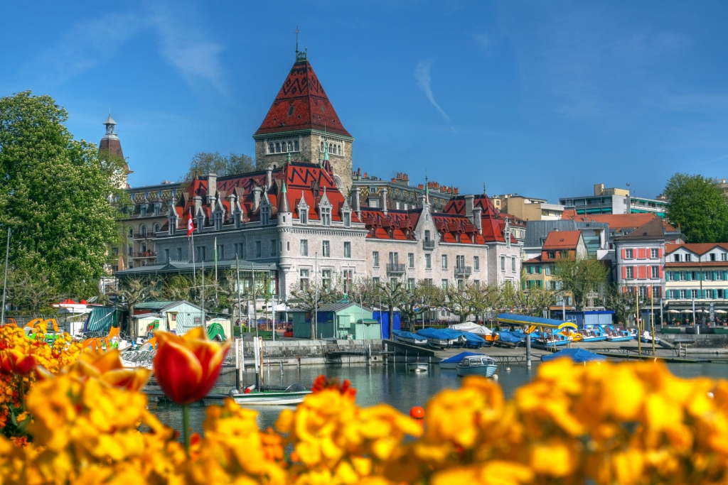 Lausanne_ChateaudOuchy