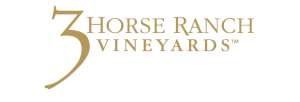 3 Horse Ranch Vineyard logo