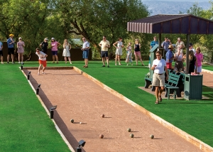 Bocce Ball Adventure
