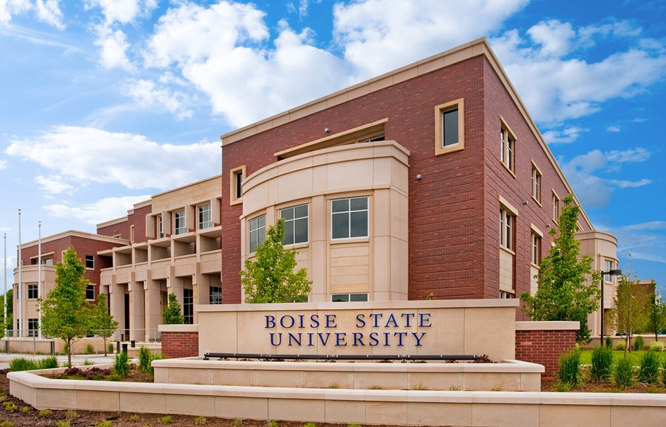 Boise State COBE Building
