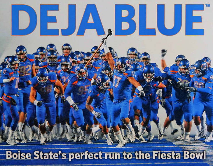2007: Boise State Wins Fiesta Bowl for the First Time