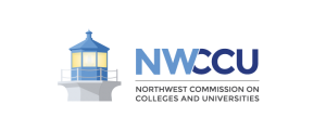 Northwest Commission on Colleges and Universities lighthouse logo