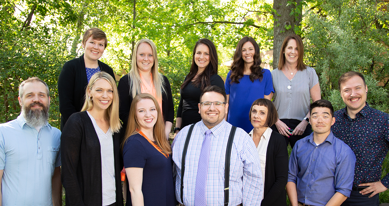 Student Success Team, coaches and advisors, for online students at Boise State.