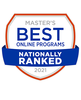 Boise State's online Master's in Accountancy is ranked #43 in Best Online Master's in Business programs