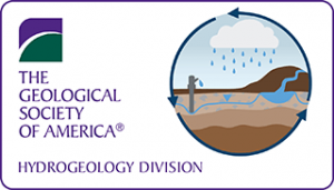 The Geological Society of America; Hydrogeology Division