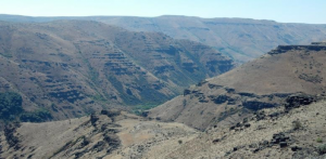 Photo depicting Geologic mapping in the Weiser embayment; Idaho's full-suite volcanic field in Columbia River Basalt province