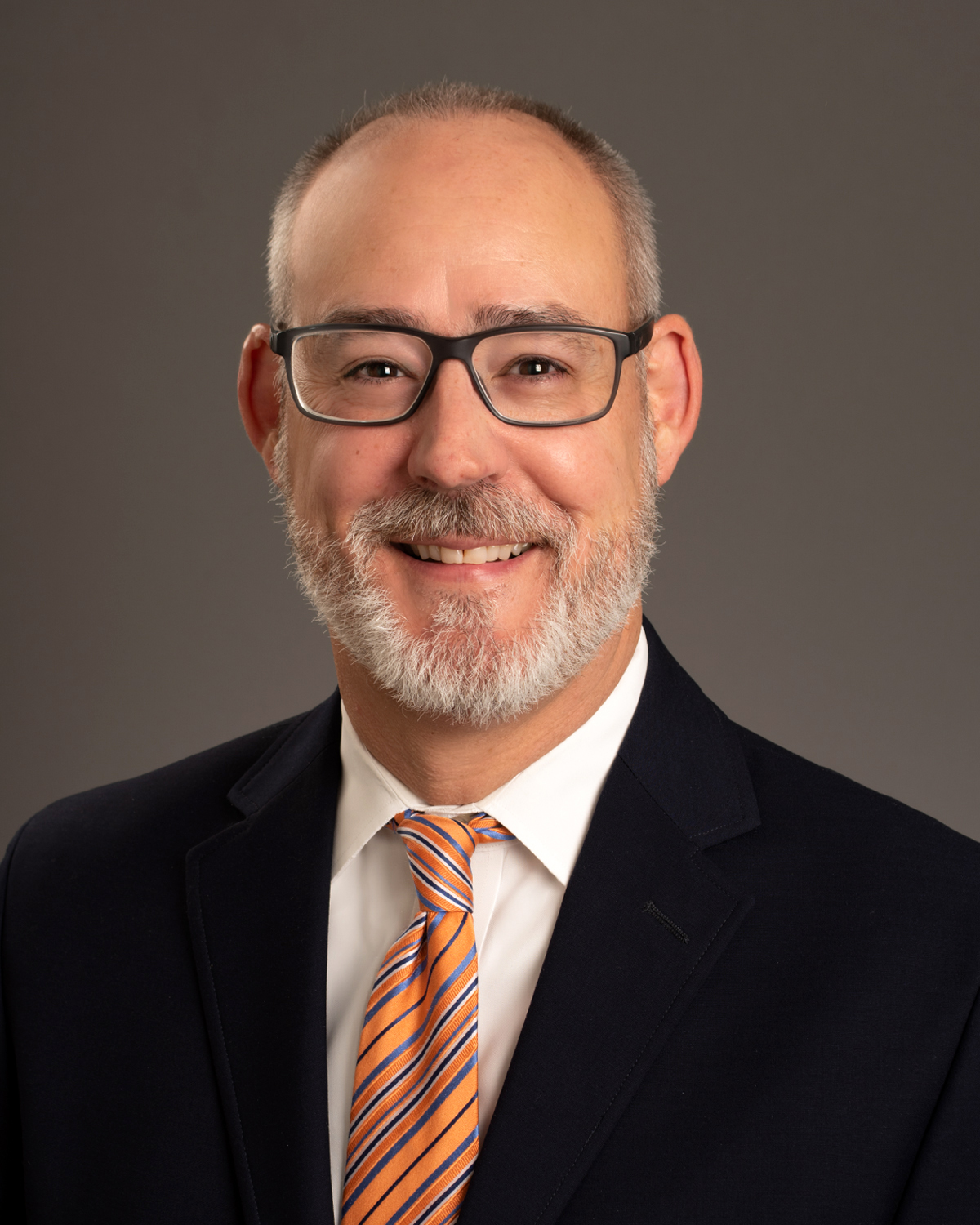 Headshot of Christian Wuthrich, Dean of Students