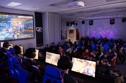 Boise State's eSports Arena