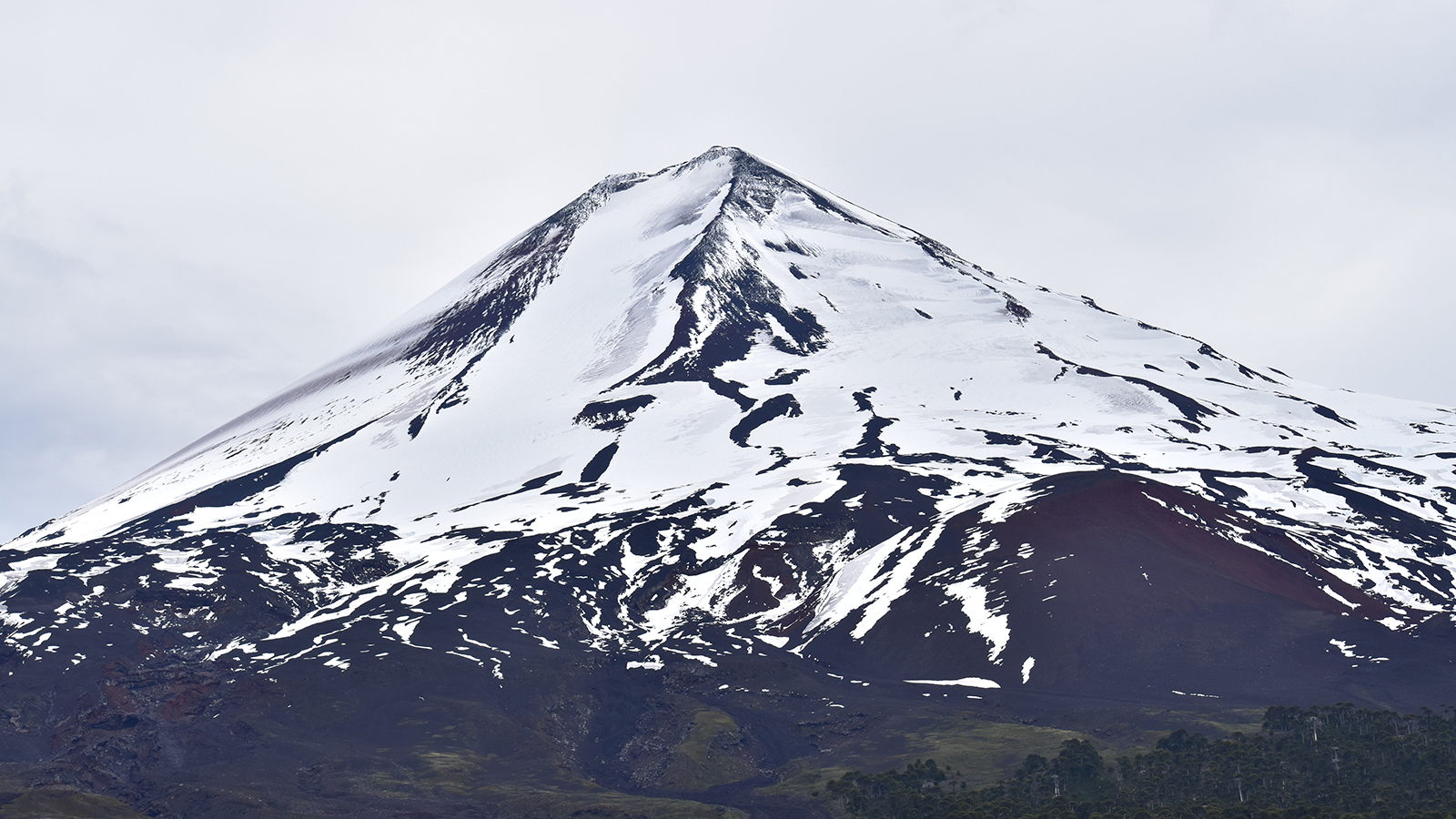 picture of volcano