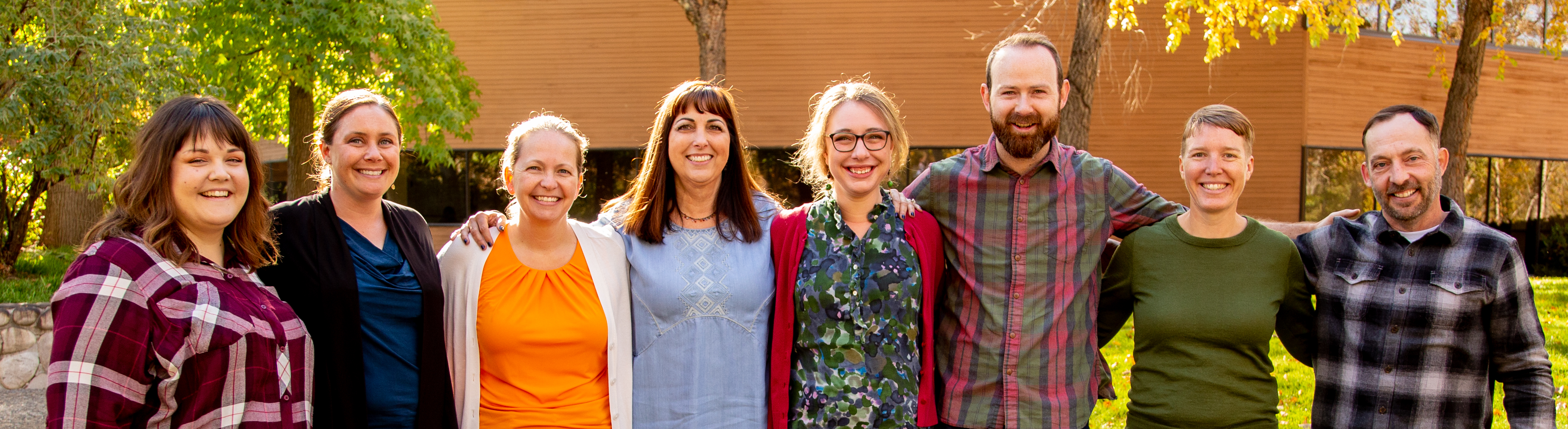Picture of Boise State University Extended Studies Marketing and Communications Team
