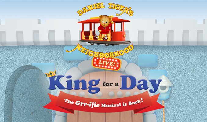 Photo of Daniel Tiger's King for a Day