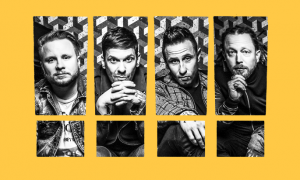 photo of musical group Shinedown