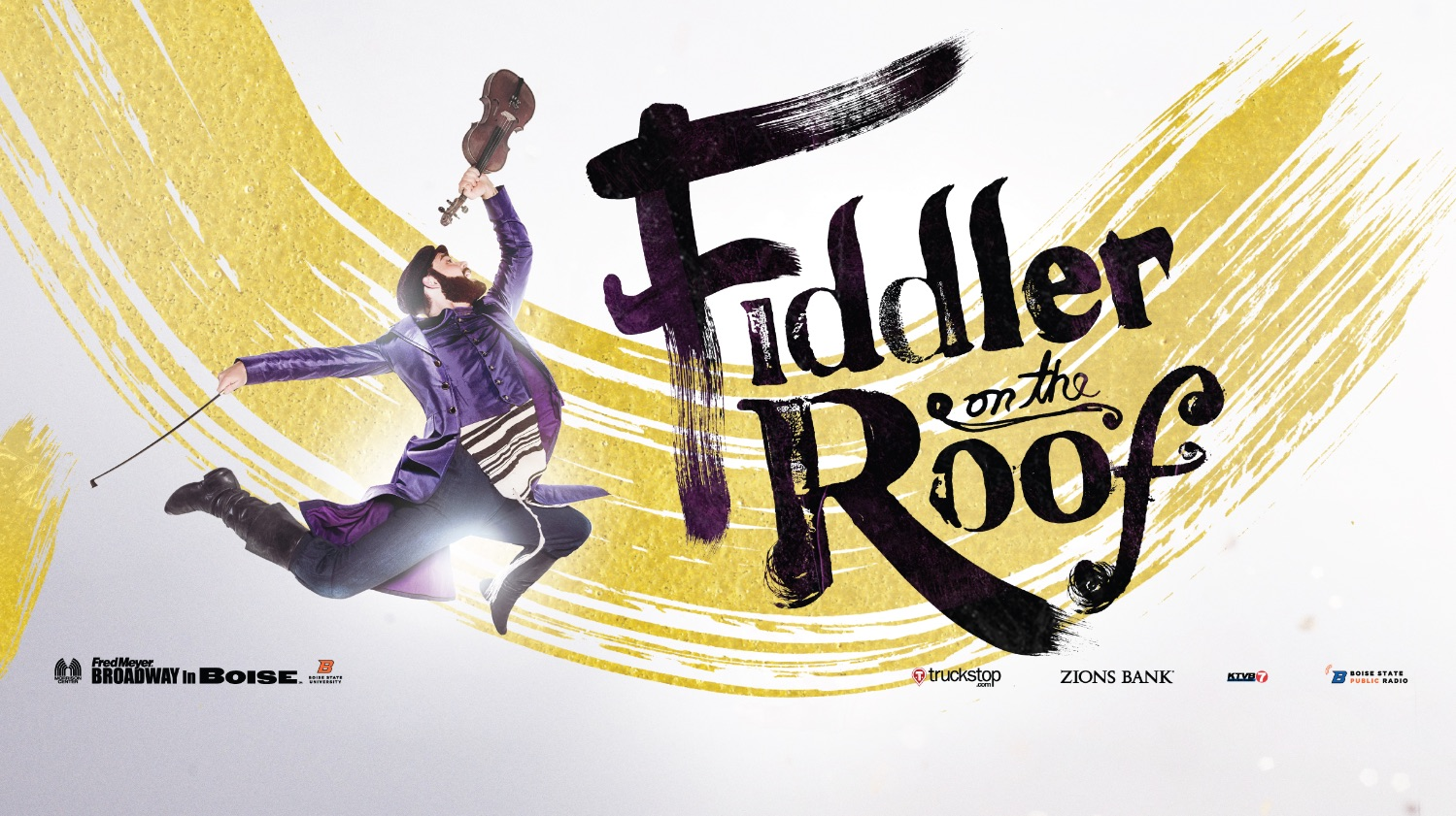 Fiddler On The Roof graphic