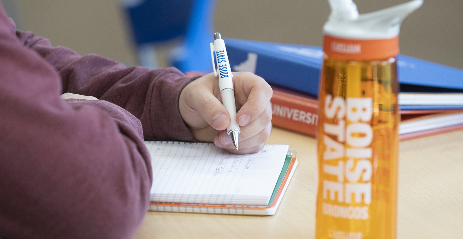 Branded stock images, studying, by Priscilla Grover