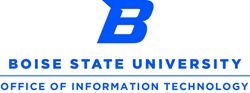 Boise State University Office of Information Technology