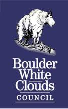 Boulder White Clouds Council Logo