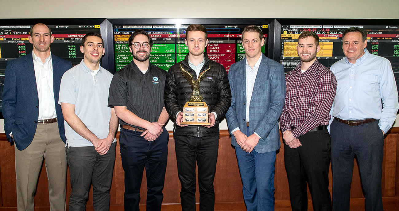 regional winners of CFA investment competition