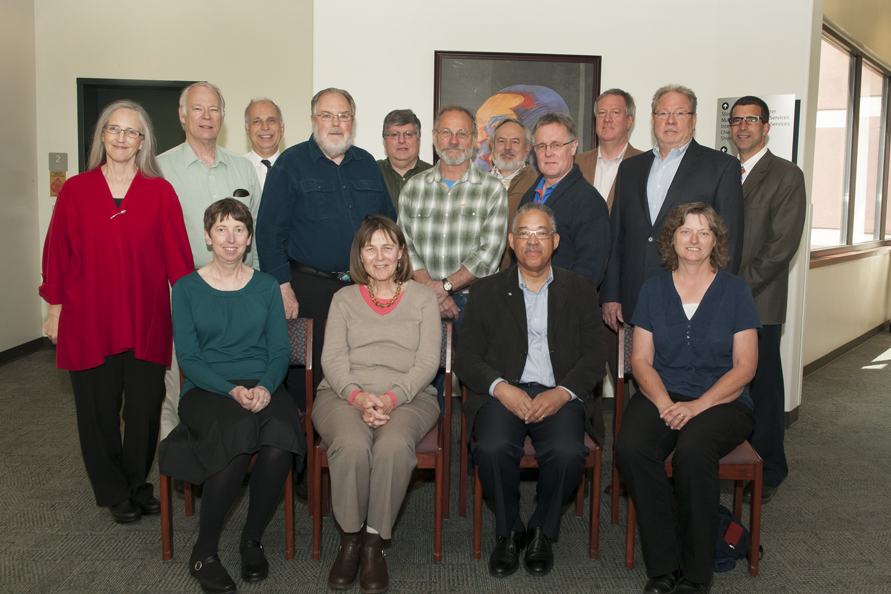 2014 Faculty Recognition