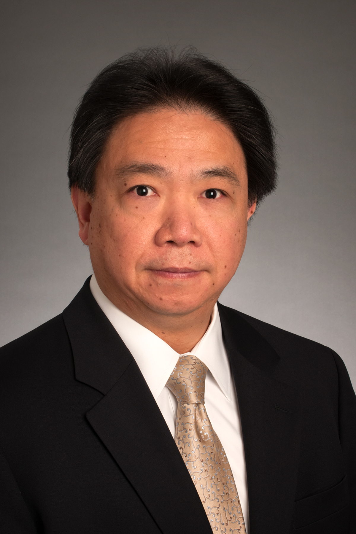picture of COAS Business Manager Eric Lee