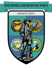 10th Homeland Response Force - Mission First