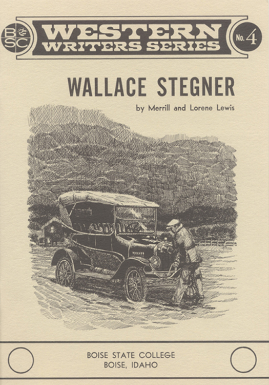 wallace stegner book cover