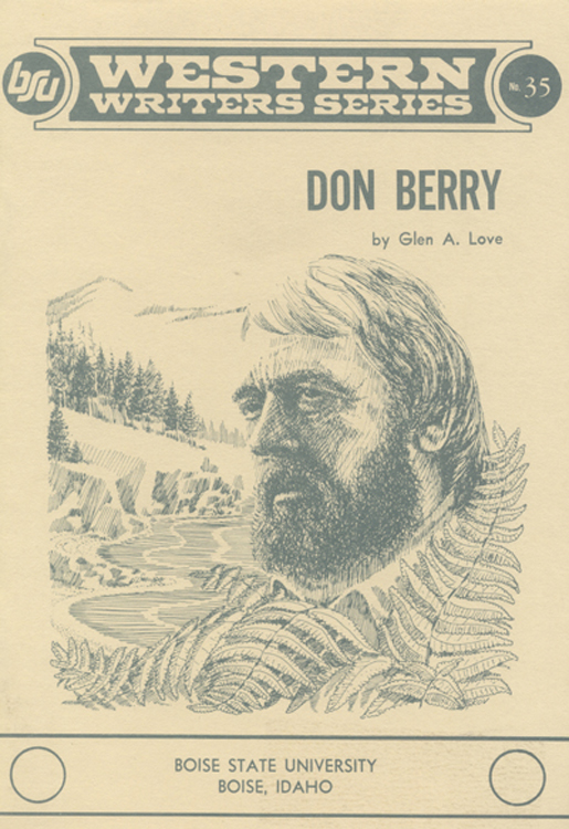 don berry book cover
