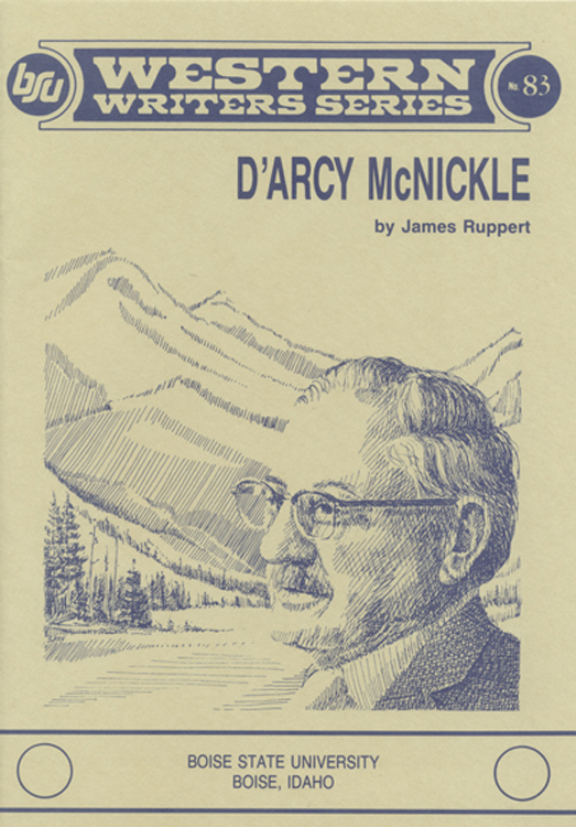 Darcy Mcnickle book cover