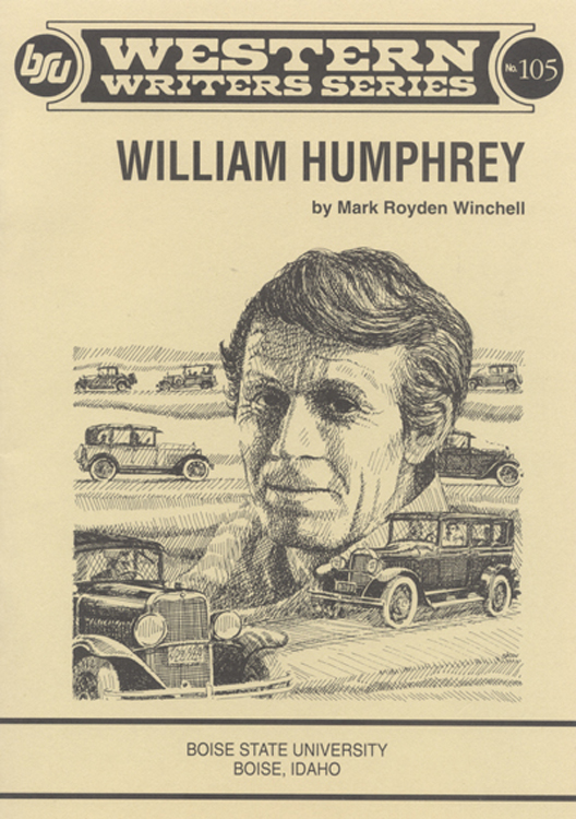 william humphrey boo kcover