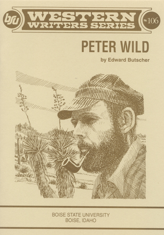 peter wild book cover