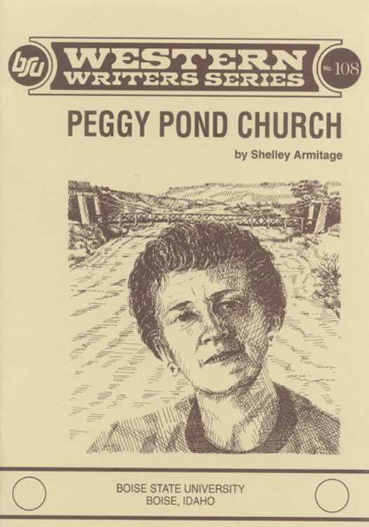 peggy pond church book cover