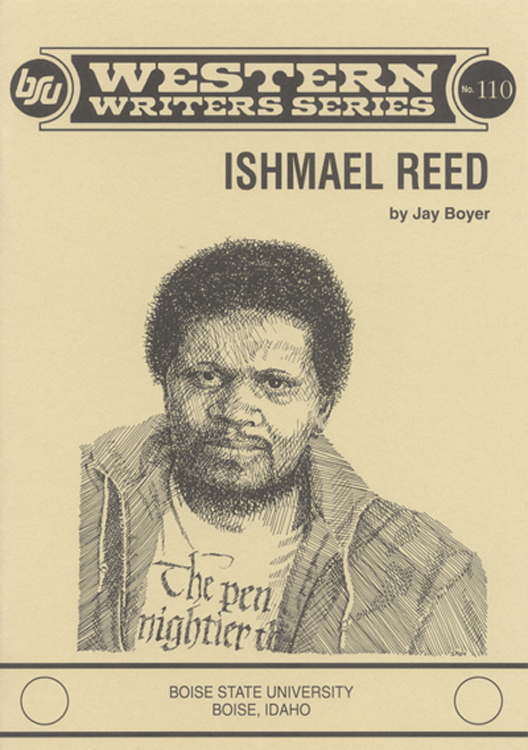 ishmael reed book cover