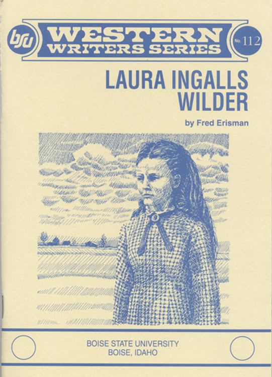 laura ingalls wilder book cover