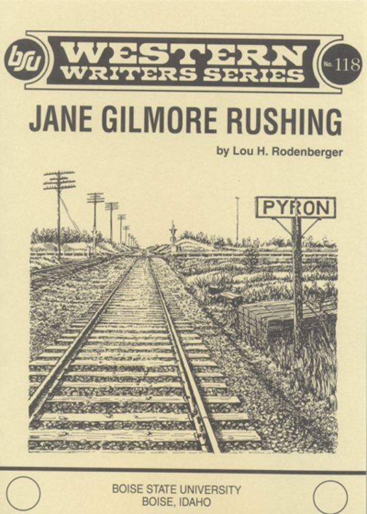 jane gilmore rushing book cover
