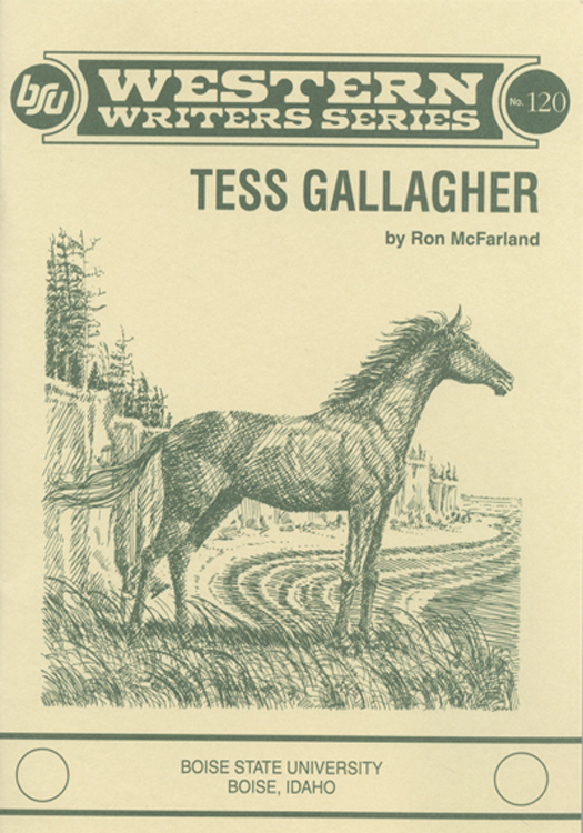 tess gallagher book cover