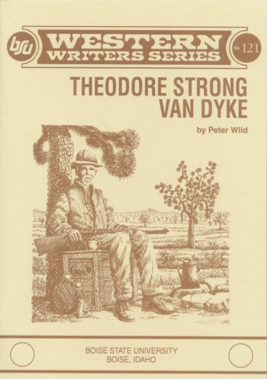 theodore strong van dyke book cover