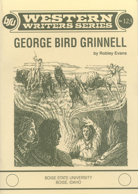 george bird grinnel book cover
