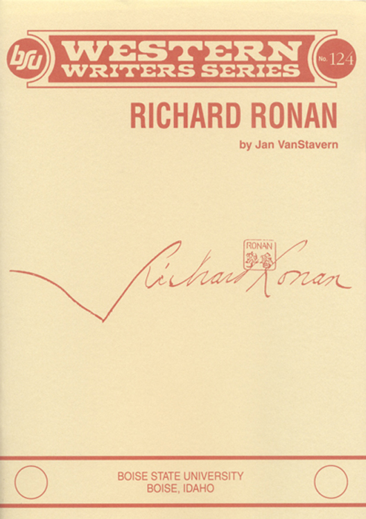 richard ronan book cover