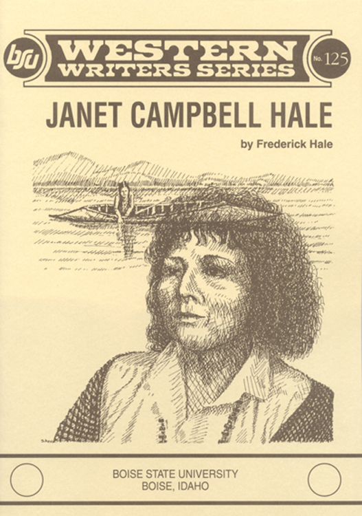janet campbell hale book cover